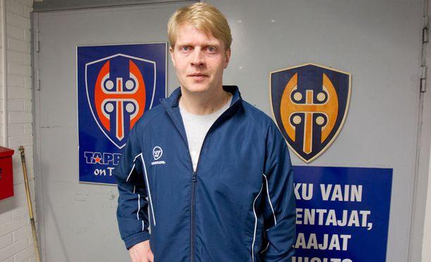Jukka Rautakorpi on kokenut mestarivalmentaja.