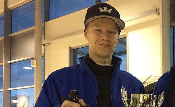 Kalle Rovanperä nähdään tällä kaudella kahdessa MM-rallissa.