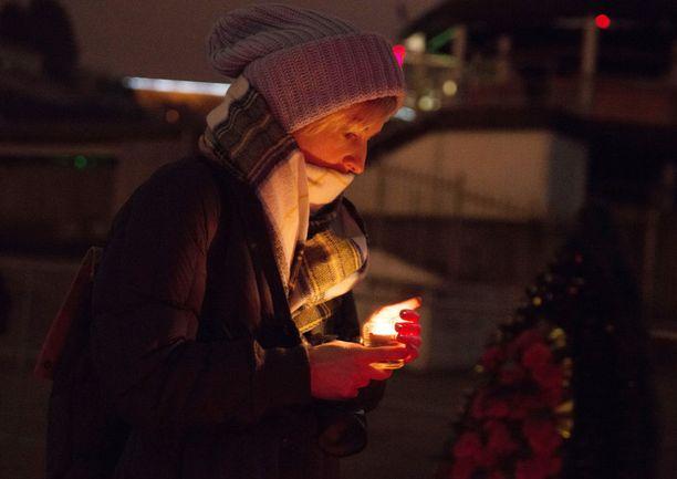 Venäjällä on tänään kansallinen surupäivä sunnuntaisen lento-onnettomuuden vuoksi.