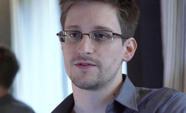 Snowden päästettiin ääneen Channel 4 -kanavalla.