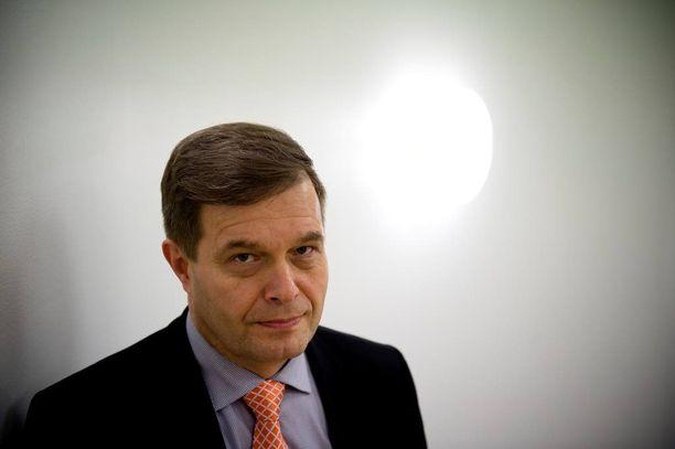 Kansanedustaja Kari Tolvanen.