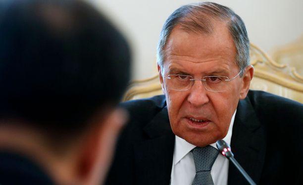 Lavrov matkaa Pjongjangiin huomenna.