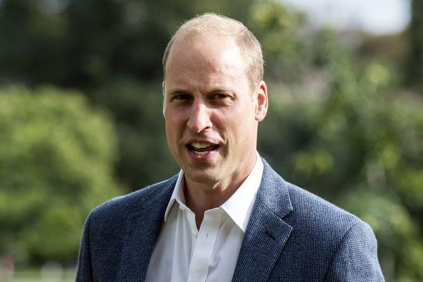 Prinssi William ei ota itseään turhan vakavasti.