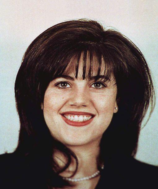 Monica Lewinsky vuonna 1998.