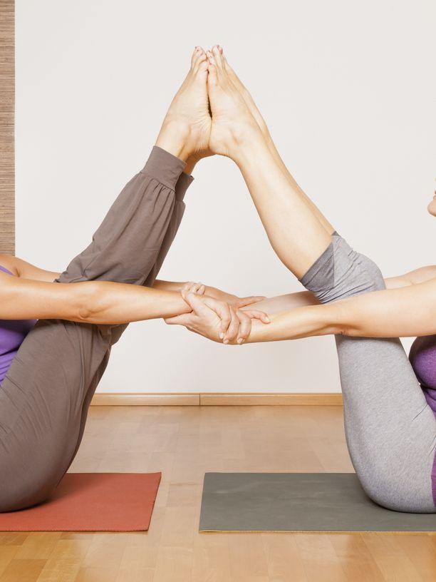 Liikuntaa on monenlaista, eri ikäisenä voivat kiinnostaa eri lajit.