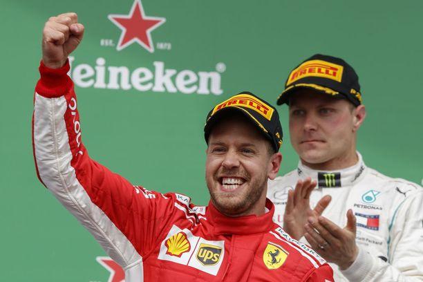 Sebastian Vettelin ja Valtteri Bottaksen suoritukset Montrealissa olivat Autosportin mukaan ysin arvoisia.