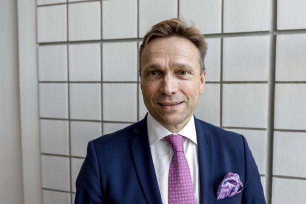 Timo Ritakallio aloitti OP:n pääjohtajana maaliskuussa 2018.