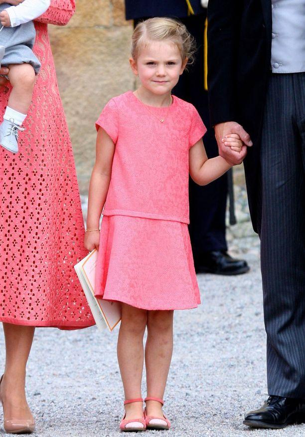 Kuninkaalliset lapset tekivät juhlista jälleen mielenkiintoiset.