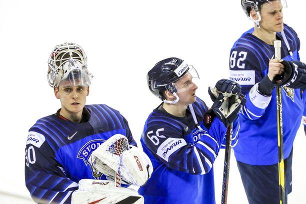 Kevin Lankinen, Sakari Manninen ja Harri Pesonen kuuluvat pelaajiin, joiden odotetaan kannattelevan Leijonia.
