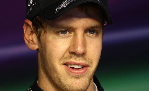 Sebastian Vettelillä on tappajan vaisto.