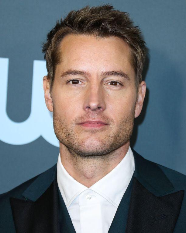 Justin Hartley näyttelee This Is Us -sarjassa alkoholiongelman kanssa kärvistelevää näyttelijää.