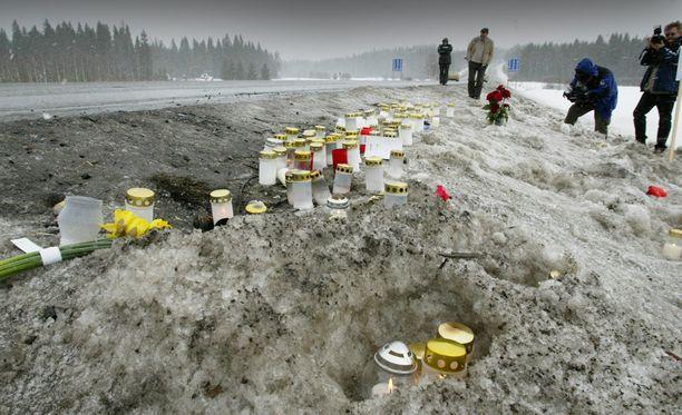 Konginkankaan turma on Suomen historian pahin tieliikenneonnettomuus.
