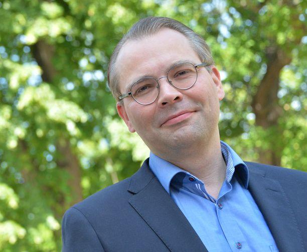 Venäjältä sopii odottaa reaktiota Etyj-selkkauksesta, arvioi Jussi Niinistö Porissa keskiviikkona.