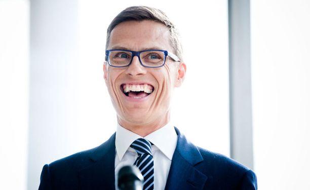 Alexander Stubb vetää neuvotteluja kasvu- ja työllisyyspaketista.