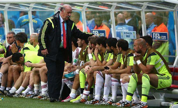 Espanja teki kyseenalaisen ennätyksen.