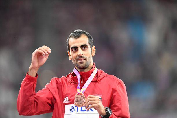 Syyrialainen voitti MM-pronssia Lontoon kisoissa 2017 tuloksella 229.