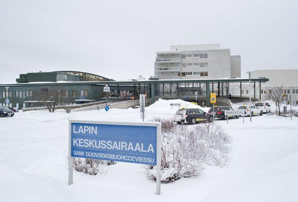 Suomen ensimmäistä koronavirustapausta hoidetaan Lapin keskussairaalassa Rovaniemellä.