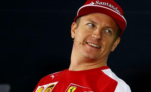 Kimi Räikkönen oli kuski aiemman tallipäällikön mieleen.