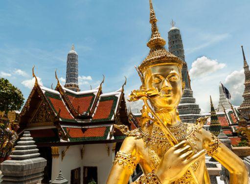 Thaimaan-matkaa suunnitellessa on hyvä huomioida paikallinen kulttuuri ja ilmasto.