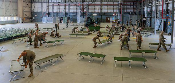 Yhdysvaltojen on määrä saada evakuointioperaationsa päätökseen kuun loppuun mennessä.