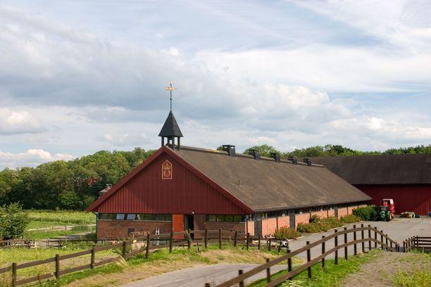 Norjan kuninkaallinen maatila on rajoitetusti avoinna yleisölle.