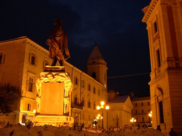 Campobasso on Molisen pääkaupunki.
