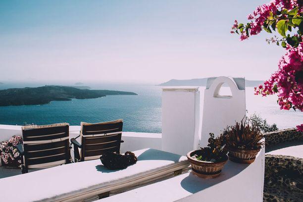 Kreikalla oli viime vuonna mainio matkailuvuosi. Suosio näkyi myös majoituksen hinnassa.