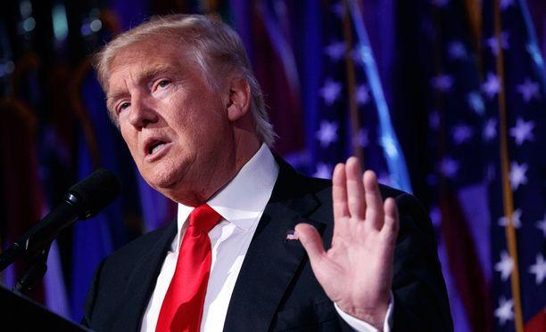 Trumpin viharetoriikka ei ole pelästyttänyt kaikkia.