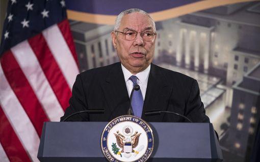 Colin Powell, 84, on kuollut - perheen mukaan kyse koronataudin komplikaatioista