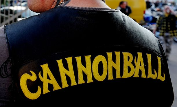 Keskusrikospoliisi on määritellyt moottoripyöräkerho Cannonball MC:n järjestäytyneeksi rikollisryhmäksi.