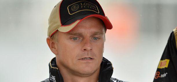 Heikki Kovalaisen näytön paikka kääntyi karmeaksi pettymykseksi.