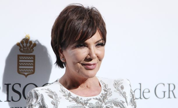Kris Jenner on tullut tutuksi Keeping Up with The Kardashians -tosi-tv-sarjasta.