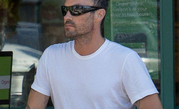 Brian Austin Green on nähty Suomessa televisiossa viimeeksi Terapian tarpeessa -sarjassa ja nyt myös Beverly Hills 90210 -ysärisarjan uusinnoissa.