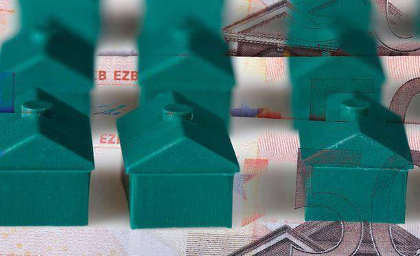 Nordean yksityistalouden ekonomisti Olli Kärkkäinen huomauttaa, että asuntojen arvo ei nouse kaikkialla Suomessa.