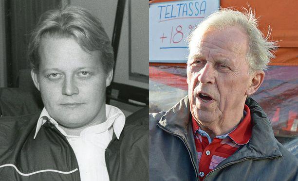 Seppo Rädyn ja Bror-Erik Walleniuksen dialogi nostaa edelleen hymyn huulille.