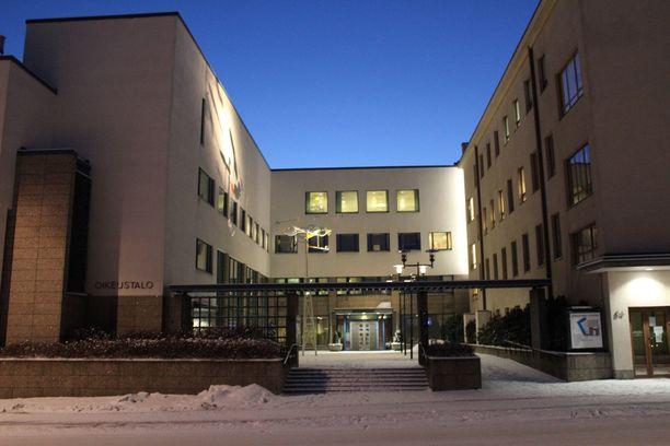 Teuvo Hakkaraisen juttua käsitellään Keski-Suomen käräjäoikeudessa.