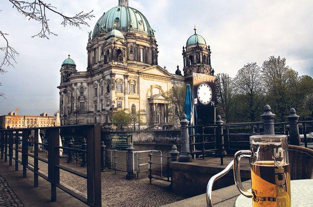 Berliinin tuomikirkko.