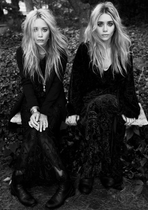 Olsenin siskokset suunnittelevat Bik Bokille.