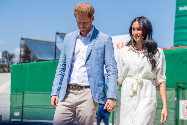 Prinssi Harry ja herttuatar Meghan ovat laittaneet alulle useita omia projekteja tänä vuonna.