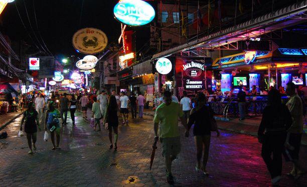 Pattaya on surullisenkuuluisa seksiturismistaan.