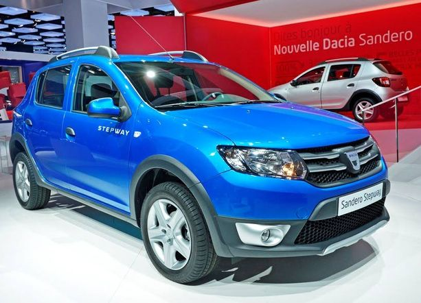 Dacia oli yksi Euroopan automarkkinoiden voittajista, kun kallis vaihdettiin halvempaan. Myynnin nousu viime vuonna 23 prosenttia.
