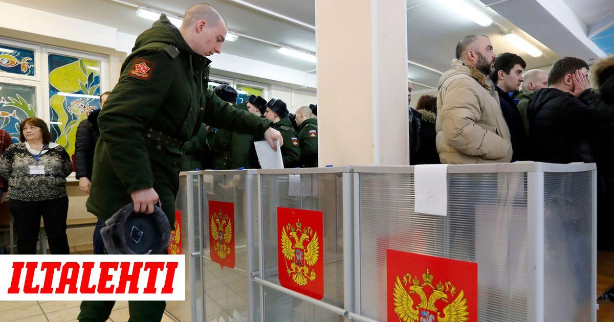Venäjän Vaalit