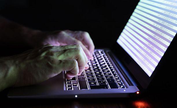 Dark webissä on kaupan kaikenlaisia tietoja. Kuvituskuva.