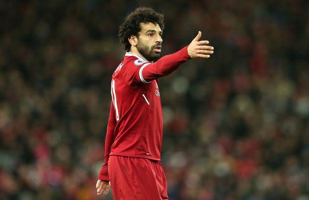 Jatkuuko Mohamed Salahin mieletön maalivire tapaninpäivänä?