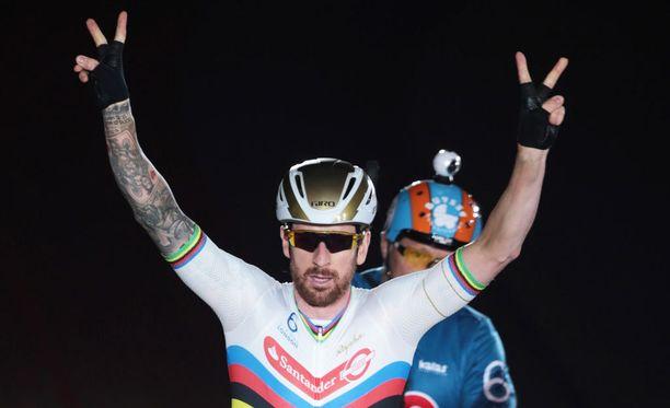 Bradley Wiggins voitti muun muassa Ranskan ympäriajon kautta aikain ensimmäisenä brittinä.