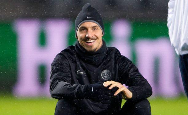 Zlatan Ibrahimovic nauttii jokaisella solullaan paluustaan kotikaupunkiin.