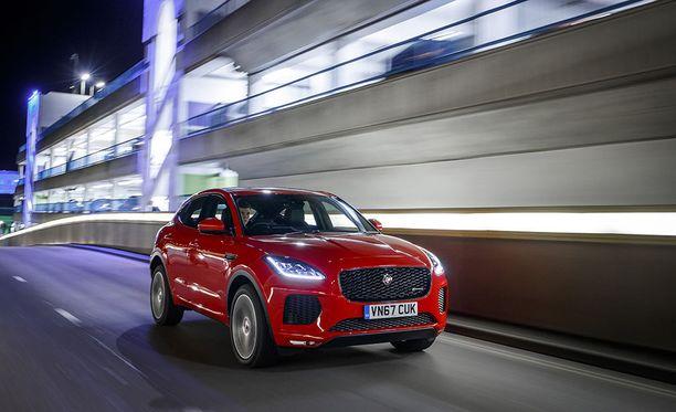 E-Pacen ennustetaan kohoavan Jaguarin myydyimmäksi malliksi.