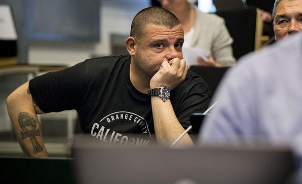 Hassan Zubier on asianomistajista ainoa, joka on ilmoittanut haluavansa olla läsnä yli viisiviikkoisen oikeudenkäynnin jokaisena päivänä.