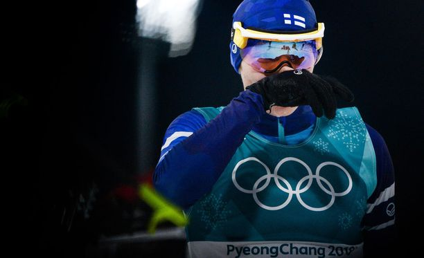 Eero Hirvosta korpesi raskaasti, kun silmissä vilkkunut olympiakulta vaihtui kuudenteen sijaan yhdistetyn suurmäen kisassa.