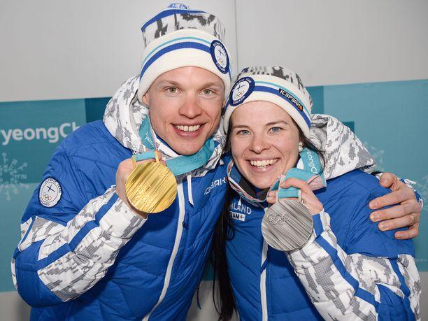 Pyeongchangin olympiasankarit Iivo Niskanen ja Krista Pärmäkoski saatetaan nähdä jo kaudella 2019-2020 samassa viestikilpailussa.